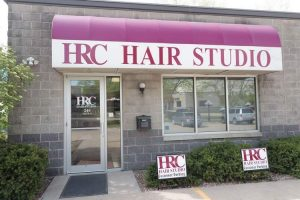 Hair Replacement Center of Cedar Rapids Iowa Front of the Salon